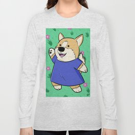 Corg Pal Long Sleeve T-shirt