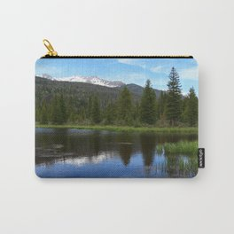 Peaceful Beaver Ponds View Carry-All Pouch