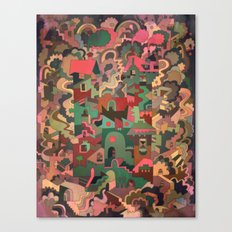 Vershina Canvas Print