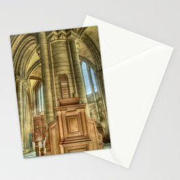 Pulpit Stationery Cards