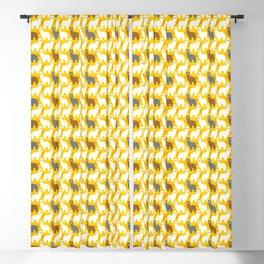 The Alpacas Blackout Curtain