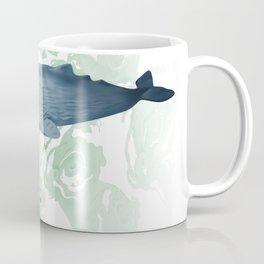 Champion breath holder of the ocean Coffee Mug