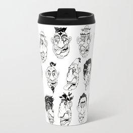 Shafted! Character sheet Travel Mug