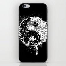 Pet Taoism iPhone & iPod Skin