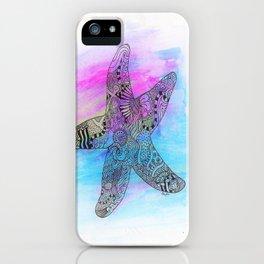 Summer Star iPhone Case
