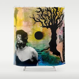 You Don't Have to Be Perfect Shower Curtain