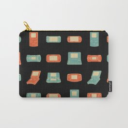 Handheld History Carry-All Pouch