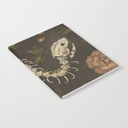Snake Skeleton Notebook