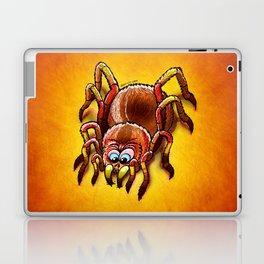 Tarantula Sinking its Fangs into Fresh Flesh Laptop & iPad Skin
