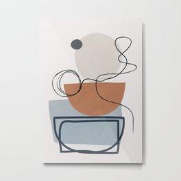 Abstract Art 15 Metal Print