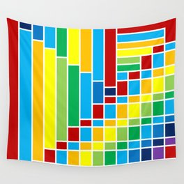 Fuzz Outline Wall Tapestry
