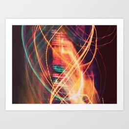 rythm Art Print