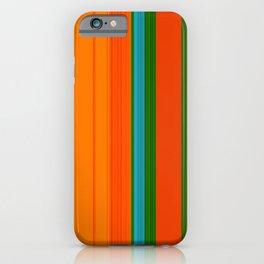 VIVID ART-DECO PATTERN iPhone Case