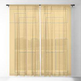 IKO IV Sheer Curtain