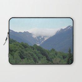 Breathtaking mountain view Laptop Sleeve