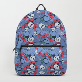 Death Rising from the Ground Backpack