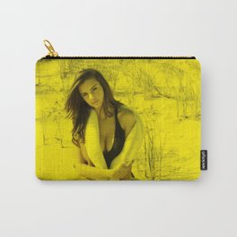 Emily Ratajkowski - Celebrity (Photographic Art) Carry-All Pouch