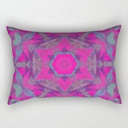 magic mandala 51 #mandala #magic #decor Rectangular Pillow