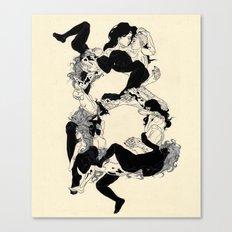 Just B(odies) Canvas Print