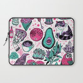 Basic Witch II Laptop Sleeve