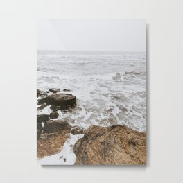 Winter sea 3 Metal Print