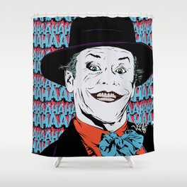 You Can Call Me...Joker! Shower Curtain