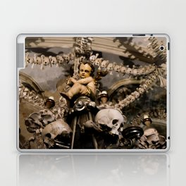 in the midst of life we are in death et cetera Laptop & iPad Skin