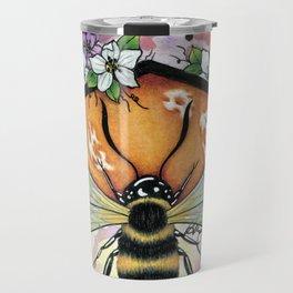 Bees Knees Travel Mug