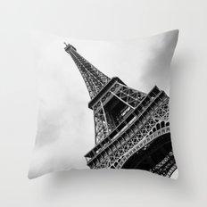 Paris 5 Throw Pillow