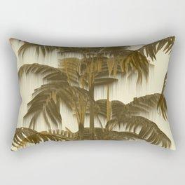 Palms spring Rectangular Pillow