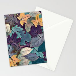 Leafy Goodness Stationery Cards