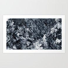 'Stream 2' Art Print