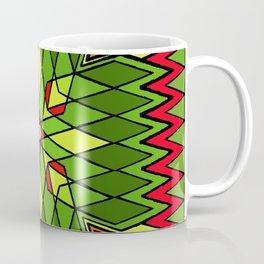 Poinsettia Flower Coffee Mug