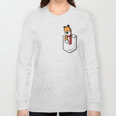 Pocket Pal Long Sleeve T-shirt