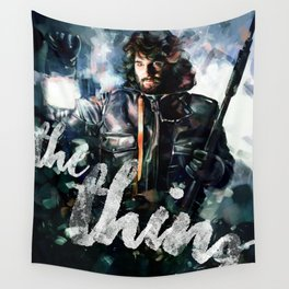The Thing Wall Tapestry