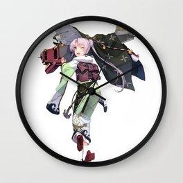 Kantai Collection - Akitsushima Wall Clock