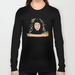 SANA BAKKOUSH Long Sleeve T-shirt