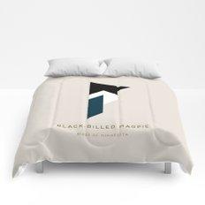 Black-Billed Magpie Comforters