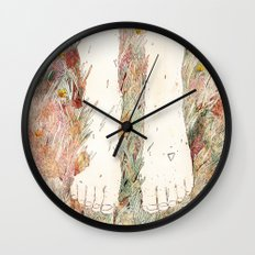 Perfume #3 Wall Clock