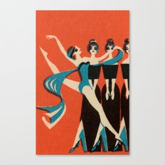 MBC: The Chorus Line 1 Canvas Print