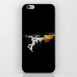 Black Water II iPhone Skin