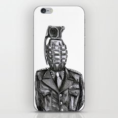 General Damage iPhone & iPod Skin