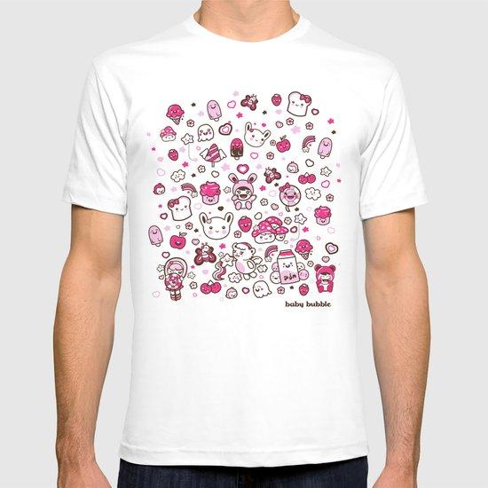 Kawaii Friends T-shirt