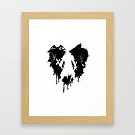 I LOVE Castlevania Framed Art Print