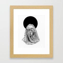 Child Bride Framed Art Print