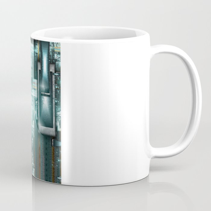 TRON the next generation Coffee Mug