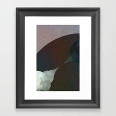 Shot In The Dark Framed Art Print