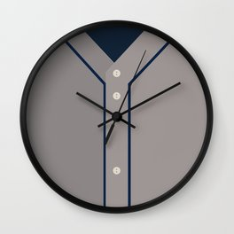 Baseball - Seattle Mariners Wall Clock