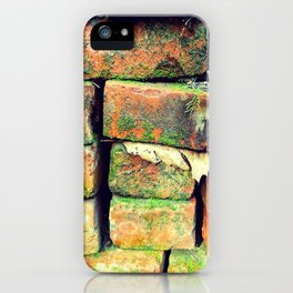 Green Stack iPhone Case