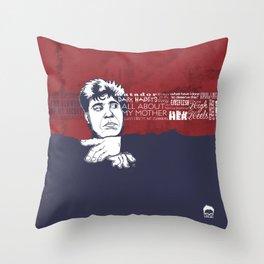 Almodovar Throw Pillow